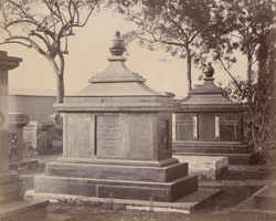 Thackeray's Tomb, Dharwar.